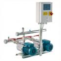 Automatické tlakové stanice Calpeda 2-MXP, MXH se 2 vícestupňovými čerpadly