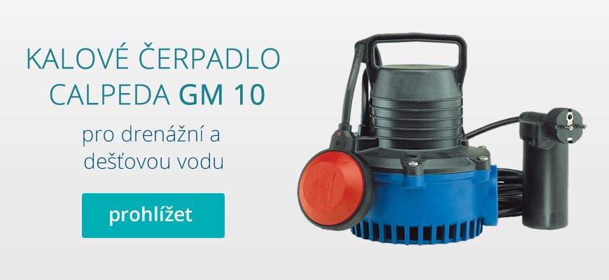 Calpeda GM 10 0,3kW 230V odstředivé čerpadlo